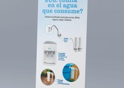 Diseño Gráfico: Banner Hydro Clean