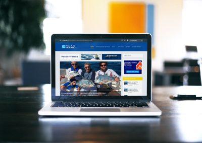 Página Web: pescadeoceano.com.br