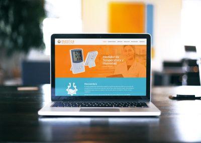 Página Web: metricapy.com