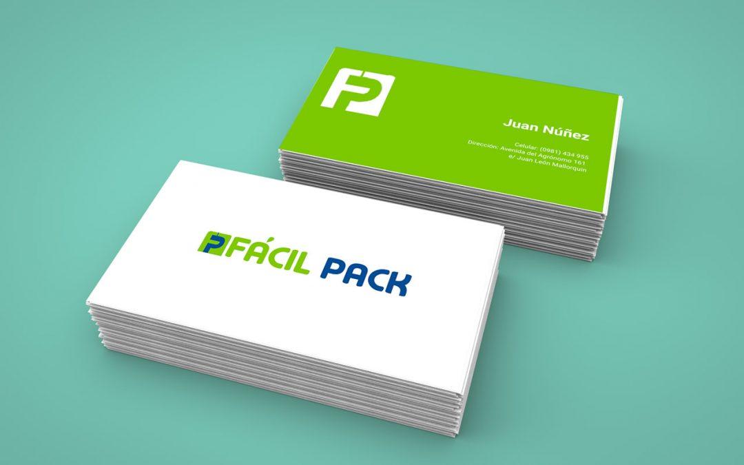 Diseño Gráfico: logotipo fácil pack
